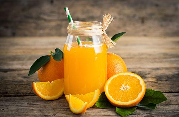 مركز عصير البرتقال المنعش في 15 دقيقة - وصفة 2021
